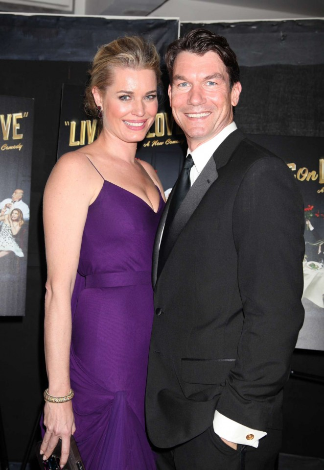 Rebecca Romijn: Living On Love Broadway Opening Night -35