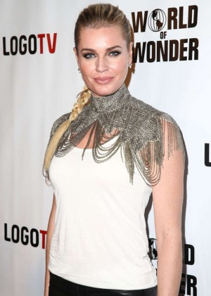 "Rebecca Romijn - ""RuPaul's Drag Race"" Season 7 Premiere in LA"