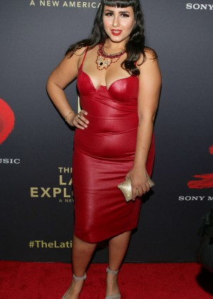 Rebecca Torres - 'The Latin Explosion: A New America' Screening in Las Vegas