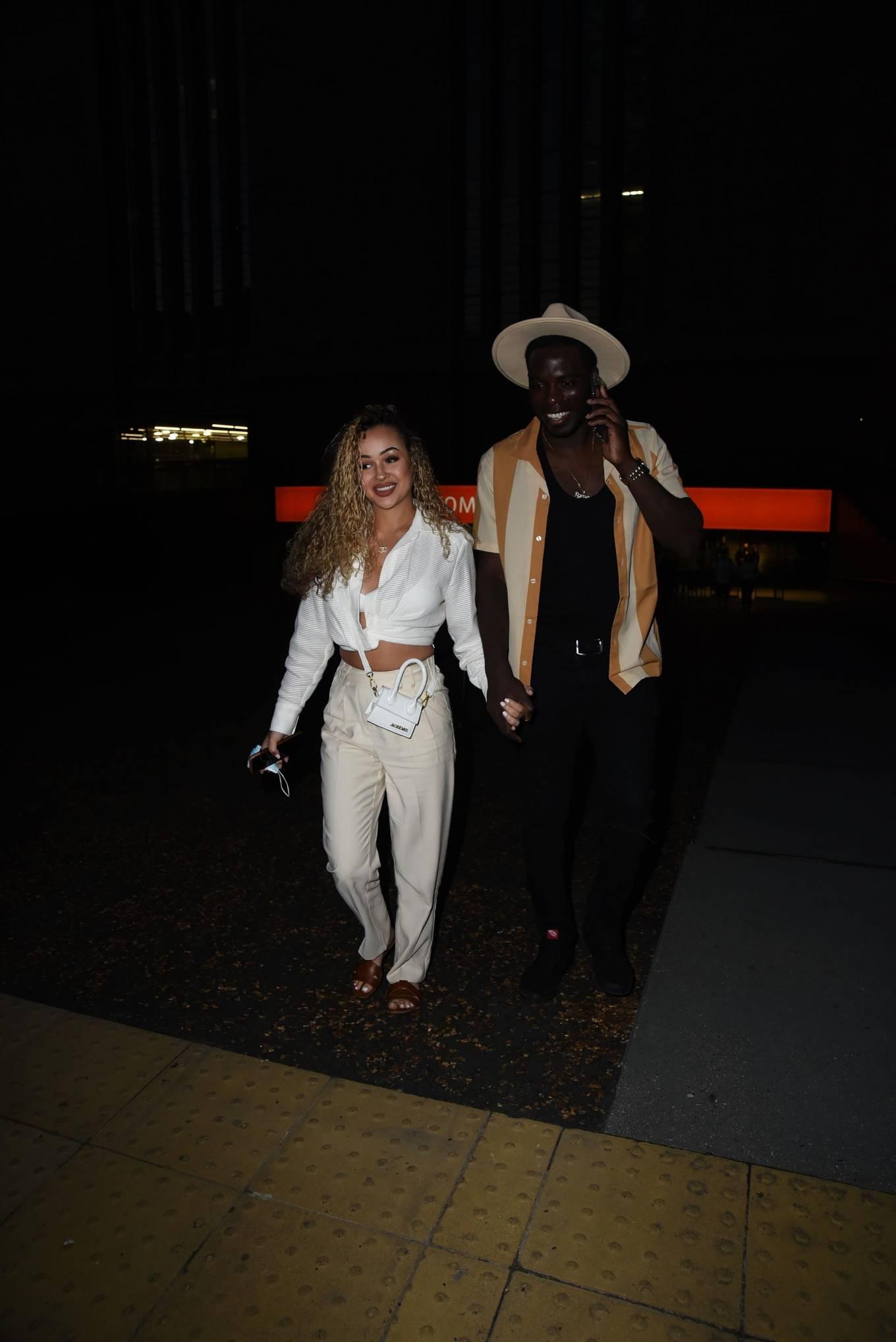 Rebecca Vieira 2021 : Rebecca Vieira – Arrives for Loki TV Show Premiere at Tate Modern – London-07
