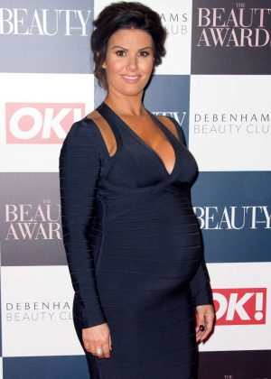 Rebekah Vardy - Beauty Awards 2016 in London