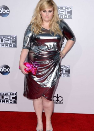 Rebel Wilson - 2015 American Music Awards in Los Angeles