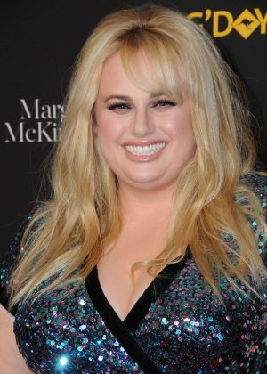 Rebel Wilson - 2018 G'Day USA Black Tie Gala in LA