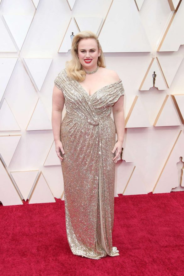 Rebel Wilson - 2020 Oscars in Los Angeles