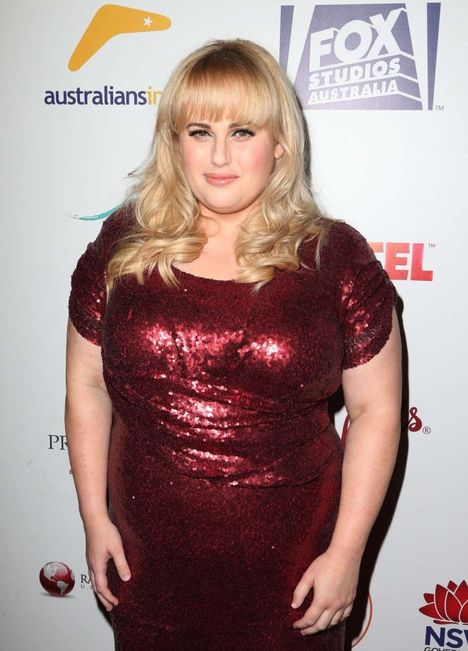 Rebel Wilson - Australians in Film's 2016 Awards Gala in LA