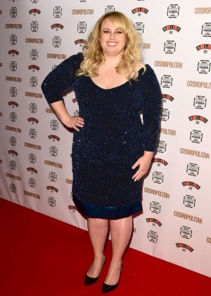 Rebel Wilson - Cosmopolitan Ultimate Women Of The Year Awards 2015 in London