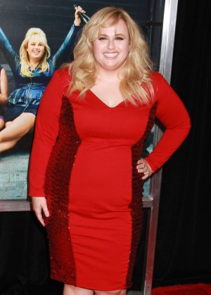 Rebel Wilson - 'How To Be Single' Premiere in New York City