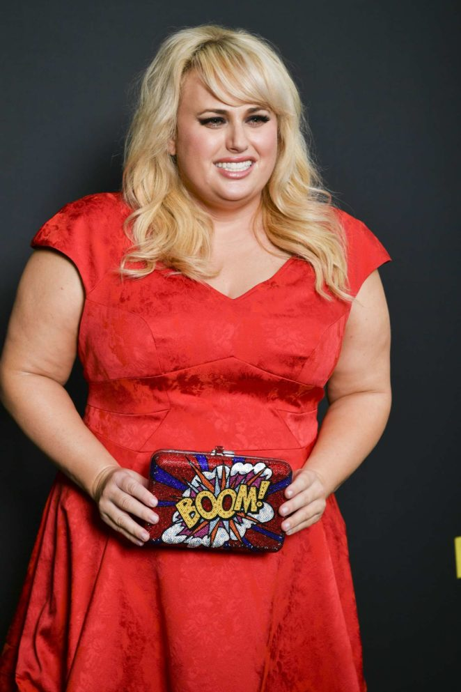 Rebel Wilson - 'Pitch Perfect 3' Premiere in Sydney