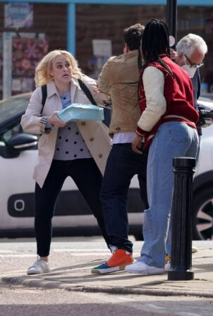 Rebel Wilson - 'The Almond and the seahorse' set in London