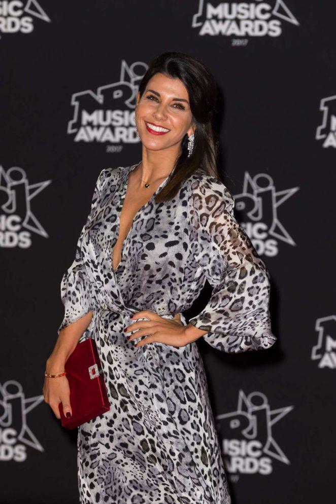 Reem Kherici - 2017 NRJ Music Awards Ceremony in Cannes