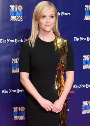 Reese Witherspoon - 2017 Gotham Independent Film Awards in NYC