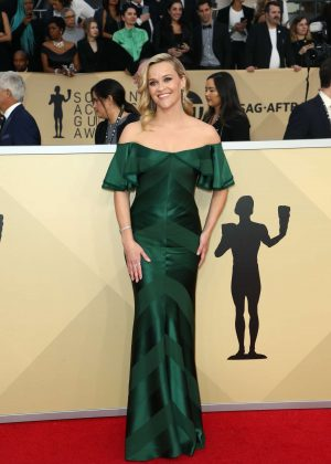 Reese Witherspoon - 2018 Screen Actors Guild Awards in Los Angeles