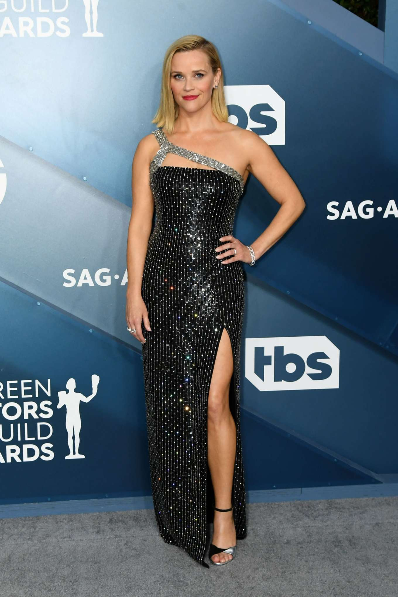 Reese Witherspoon 2020 : Reese Witherspoon – 2020 Screen Actors Guild Awards-04