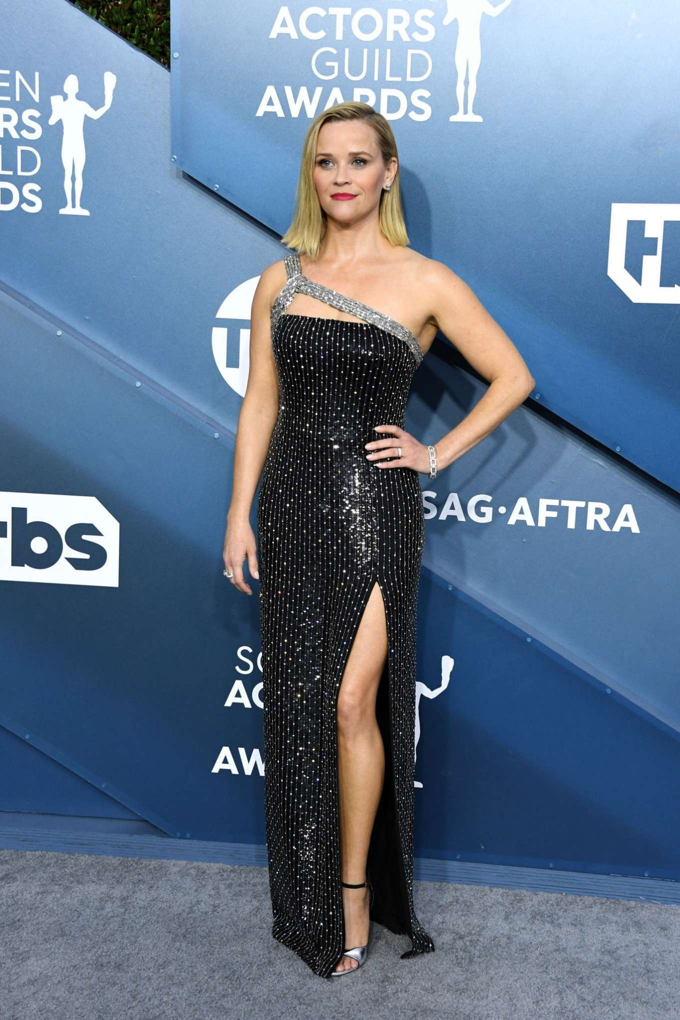Reese Witherspoon 2020 : Reese Witherspoon – 2020 Screen Actors Guild Awards-05