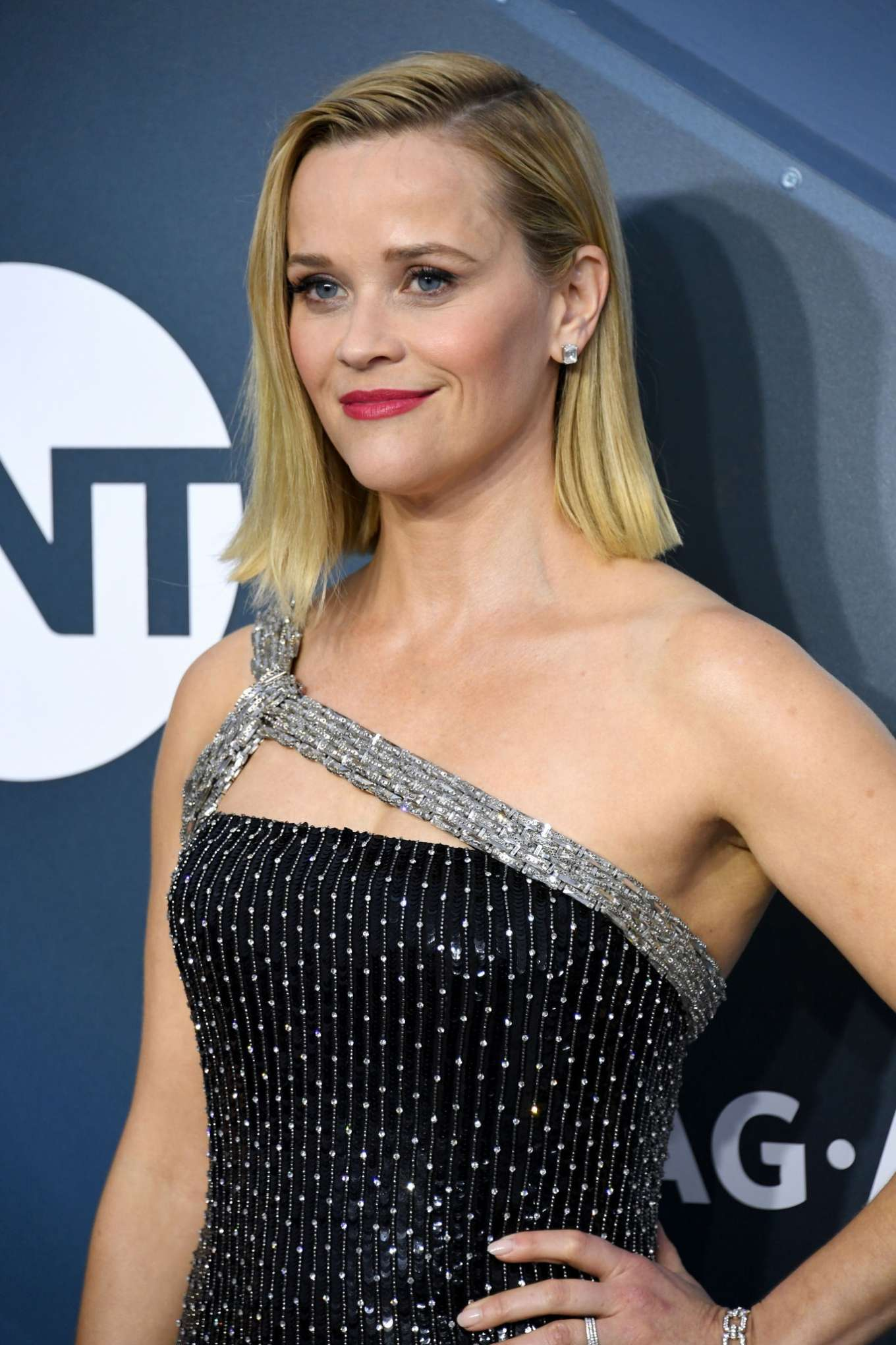 Reese Witherspoon 2020 : Reese Witherspoon – 2020 Screen Actors Guild Awards-06