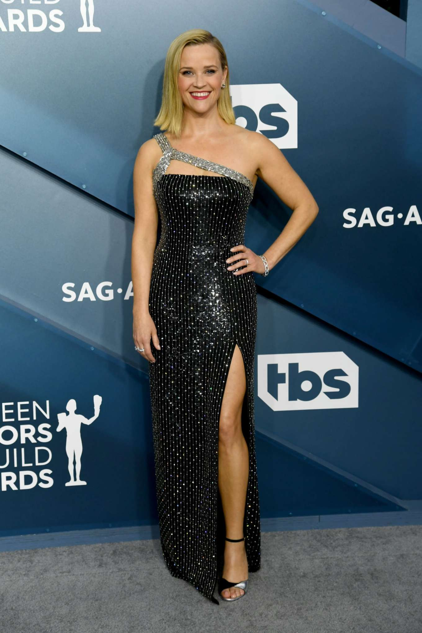 Reese Witherspoon 2020 : Reese Witherspoon – 2020 Screen Actors Guild Awards-09