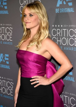 Reese Witherspoon - 2015 Critics Choice Movie Awards in LA