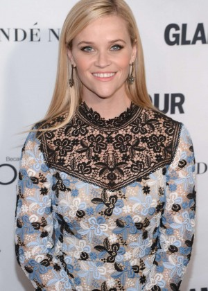 Reese Witherspoon - 2015 Glamour Women of the Year Awards in NY