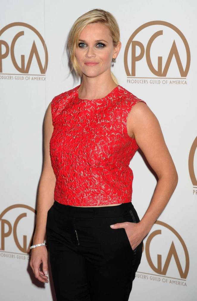 Reese Witherspoon - 2015 Producers Guild Of America Awards