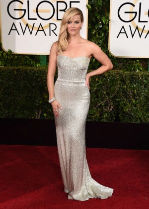 Reese Witherspoon - 2015 Golden Globe Awards in Beverly Hills