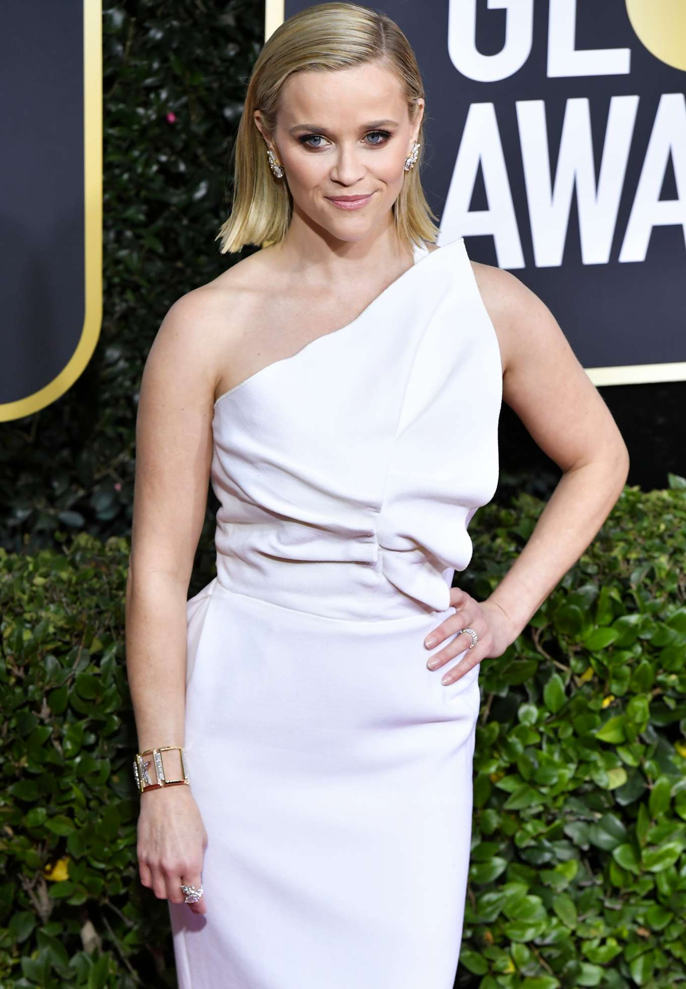 Reese Witherspoon - 2020 Golden Globe Awards in Beverly Hills