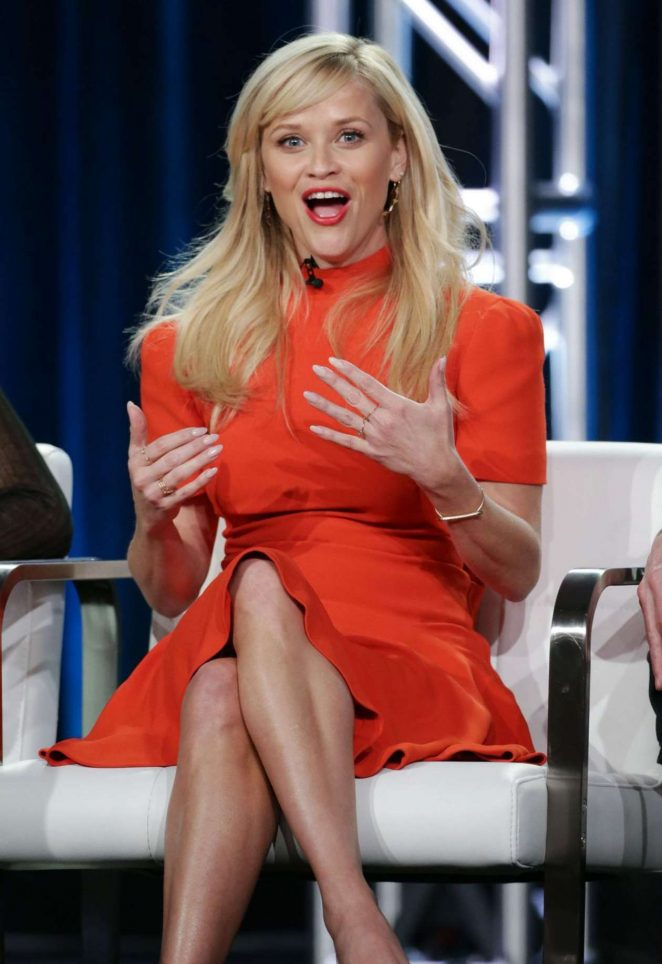 Reese Witherspoon – 'Big Little Lies' Panel at 2017 TCA Winter Tour in Pasadena