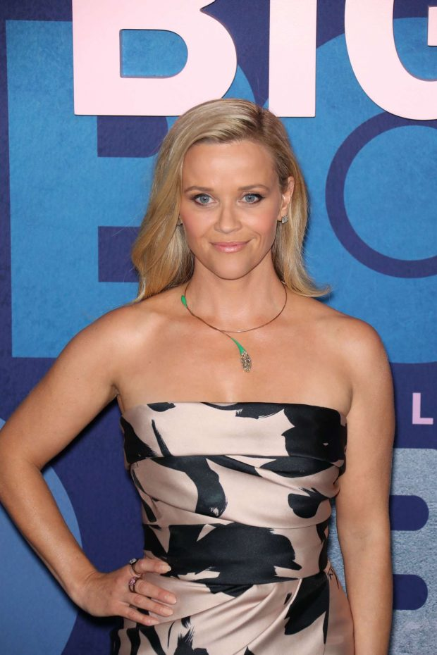 Reese Witherspoon - 'Big Little Lies' Season 2 Premiere in NYC
