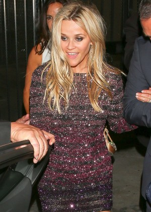 Reese Witherspoon - Celebrated her 40th Birthday Party in Los Angeles