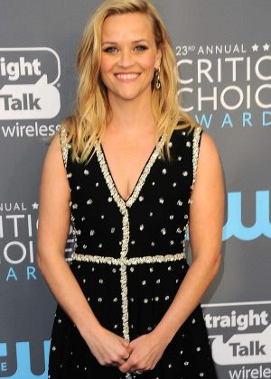 Reese Witherspoon - Critics' Choice Awards 2018 in Santa Monica