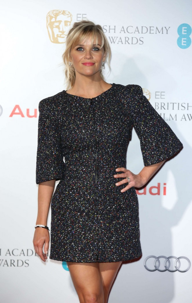 Reese Witherspoon – EE British Academy Awards Nominees Party in London