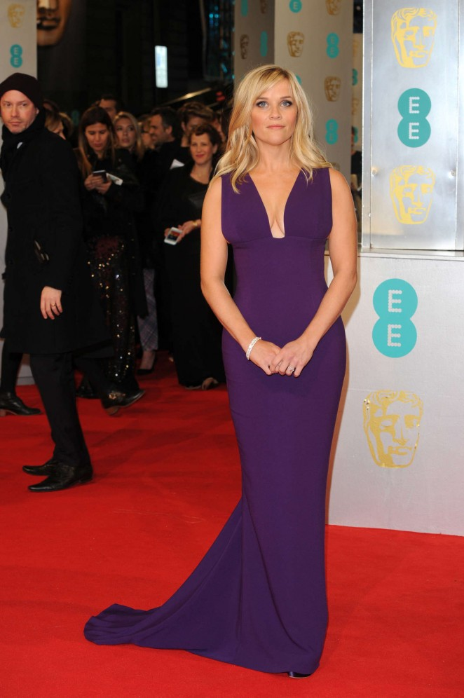 Reese Witherspoon  - Страница 14 Reese-Witherspoon:-BAFTA-Awards-2015--01-662x996