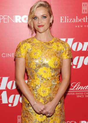 Reese Witherspoon - Home Again Premiere in NYC