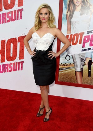 Reese Witherspoon - 'Hot Pursuit' Premiere in Hollywood