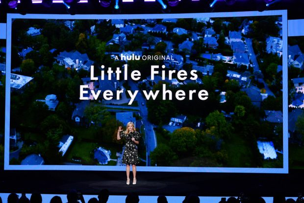 Reese Witherspoon: Hulu 2019 Upfront Presentation -09