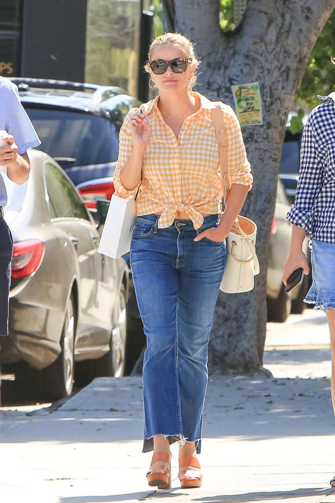 Reese Witherspoon in Jeans - Out in Los Angeles
