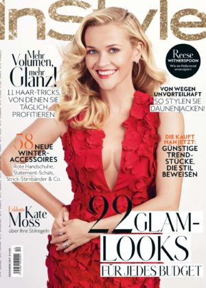 Reese Witherspoon - InStyle Germany Magazine (December 2017)