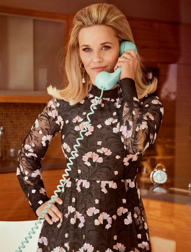 Reese Witherspoon - InStyle Magazine (June 2019)