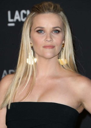 Reese Witherspoon - LACMA 2015 Art+Film Gala in Los Angeles