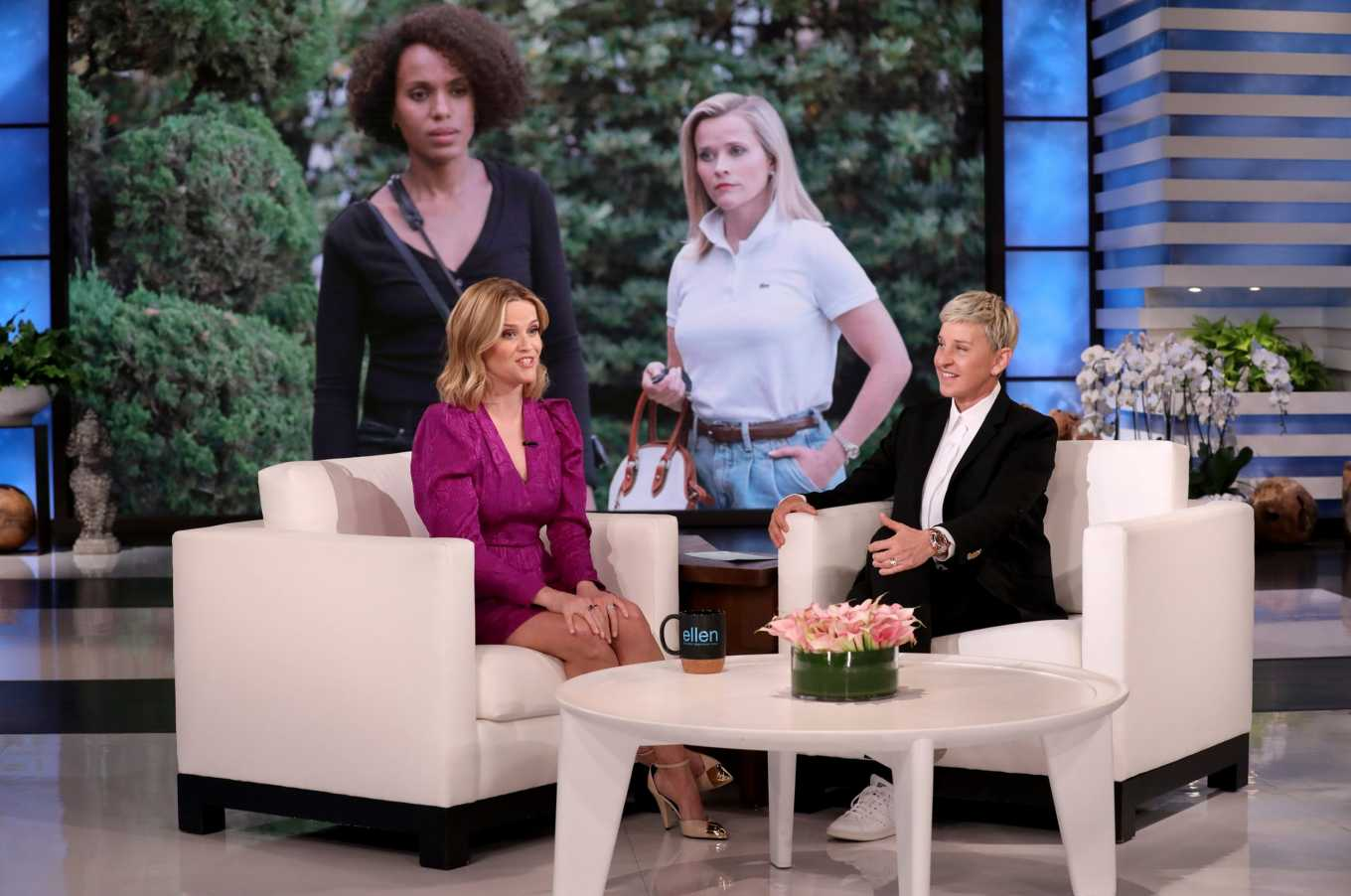 Reese Witherspoon 2020 : Reese Witherspoon – On The Ellen DeGeneres Show in Burbank-03