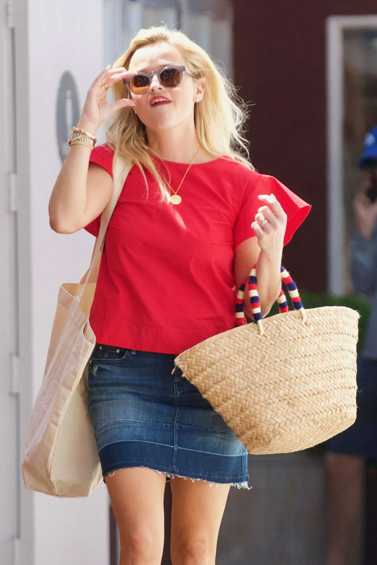Reese Witherspoon 2017 : Reese Witherspoon: Out in Los Angeles-18