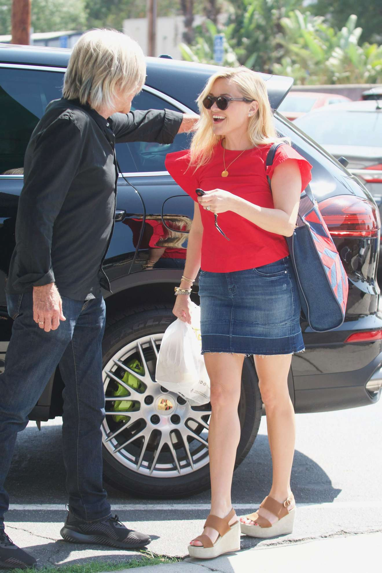 Reese Witherspoon 2017 : Reese Witherspoon: Out in Los Angeles-29