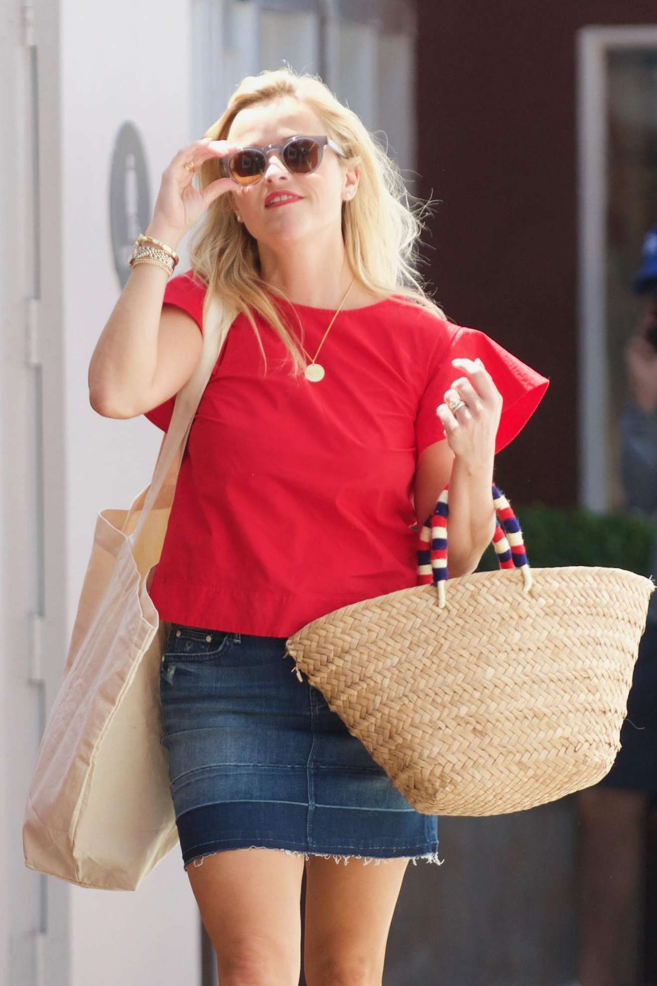 Reese Witherspoon 2017 : Reese Witherspoon: Out in Los Angeles-30