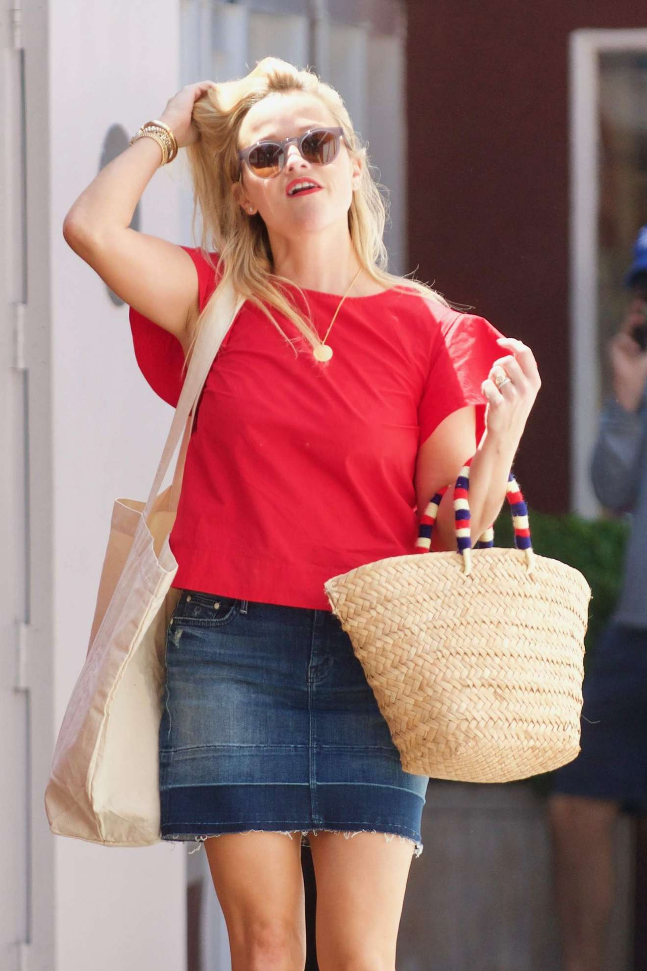 Reese Witherspoon 2017 : Reese Witherspoon: Out in Los Angeles-52