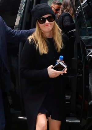 Reese Witherspoon - Out in New York
