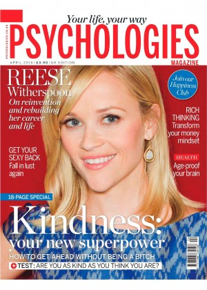 Reese Witherspoon - Psychologies UK Magazine (April 2015)