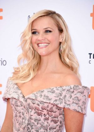 Reese Witherspoon - 'Sing' Premiere at 2016 Toronto International Fil...