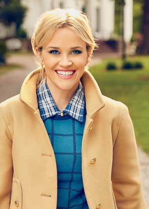 Reese Witherspoon: Southern Living 2015 -06 - Full Size  Reese Witherspoon