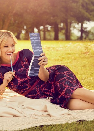 Reese Witherspoon - Southern Living (September 2015)
