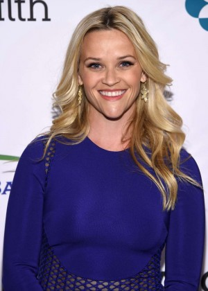 Reese Witherspoon - Stand Up To Cancer's New York Standing Room Only Event in NY