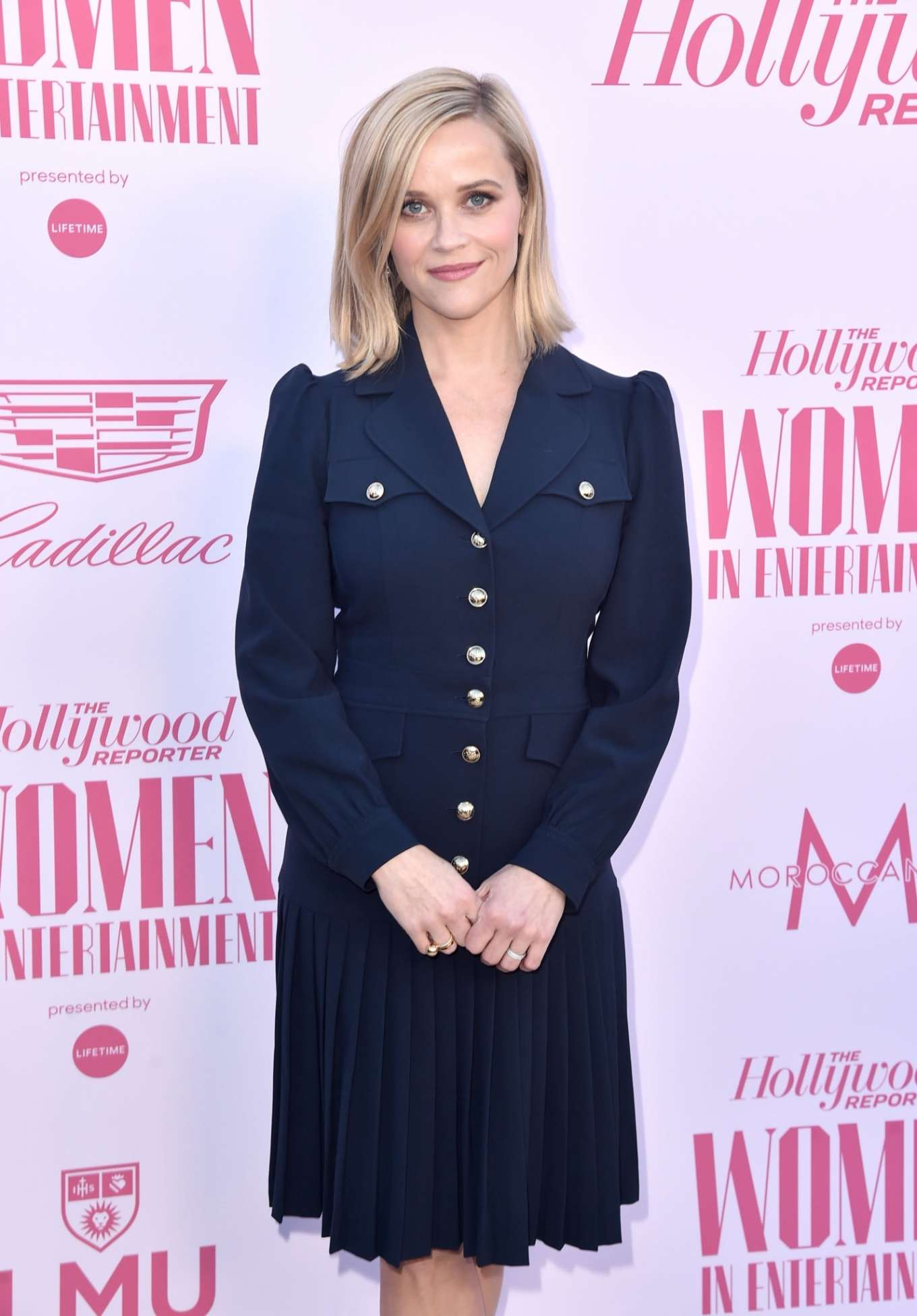 Reese Witherspoon - The Hollywood Reporter's Power 100 Women in Entertainment in Hollywood